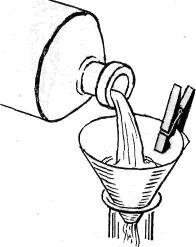 Как сделать воронку из бумаги фото 63